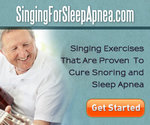 Singing for Sleep Apnea Program