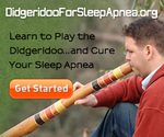 Cure Your Sleep Apnea With the Didgeridoo Program